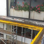 Balkonsanierung Bewehrungsergaenzung