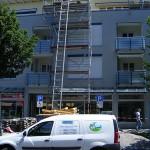 Dachterrassensanierung mit FD-Foliensystem