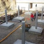 Tiefgarage Oberflächenschutz Fundamente gegen Tausalz